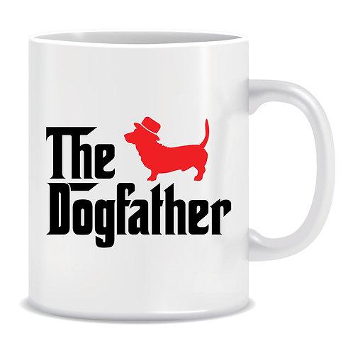 The Dogfather, Printed Mug
