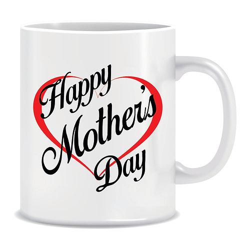 Printed Mug Happy Mothers Day