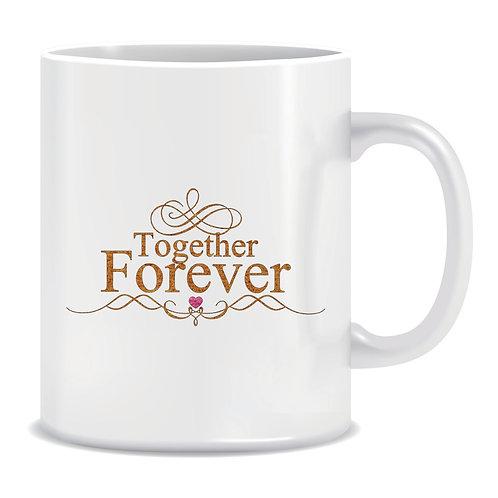 Printed Mug Together Forever
