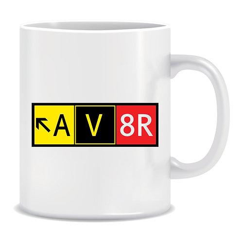 AV8R, Printed Mug