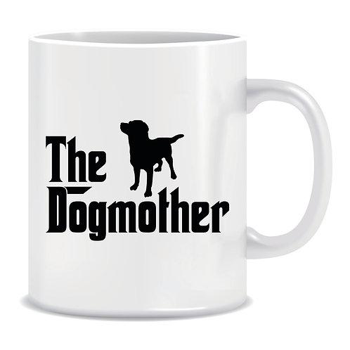 the dogmother printed mug funny godfather dogfather