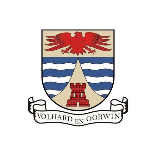 Hoërskool Strand logo