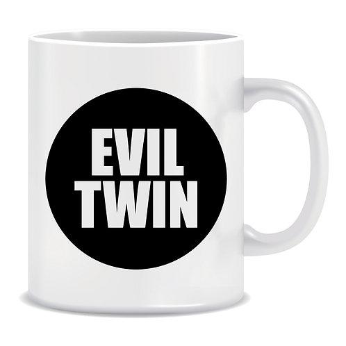 Evil Twin, Printed Mug