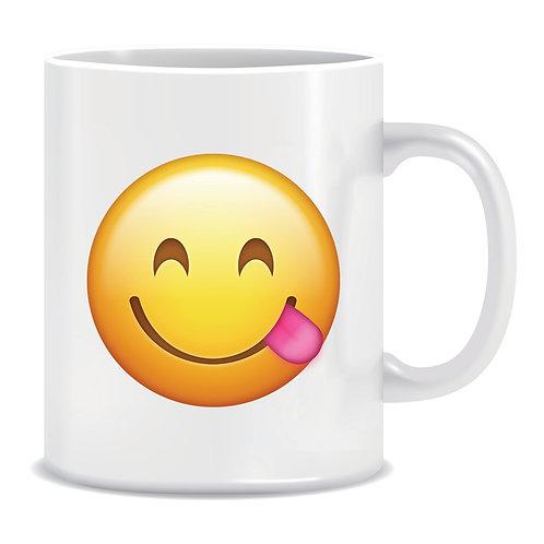 (Mug) Smile With Tongue Emoji
