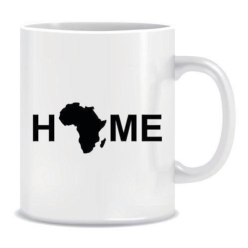 Tourist Travel Printed Mug Africa Home