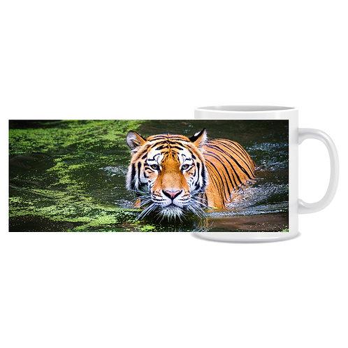 tiger photo wraparound mug gift