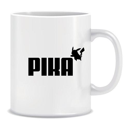 Pika, Pokémon, TV and Movie, Printed Mug