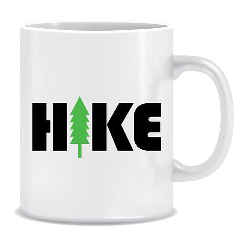 Hike, Printed Mug