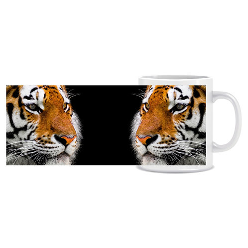 tiger photo wraparound mug gift