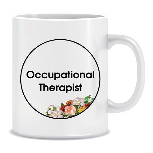 medical printed mug gift occupational therapist