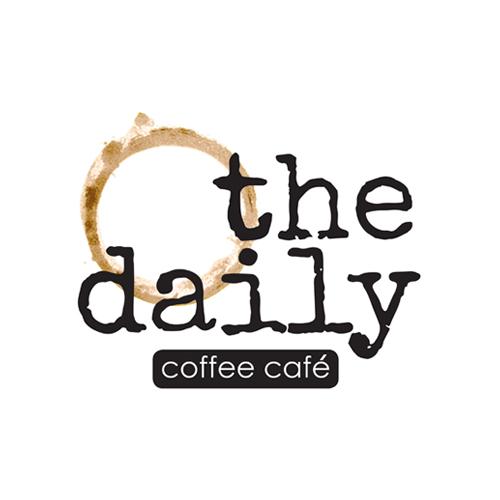 The Daily Coffee Café logo