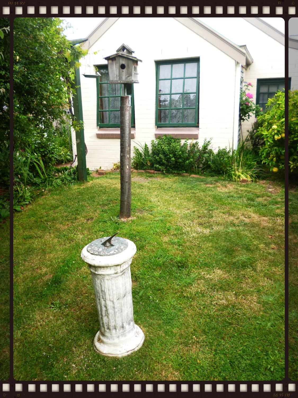 Corner Cottage garden