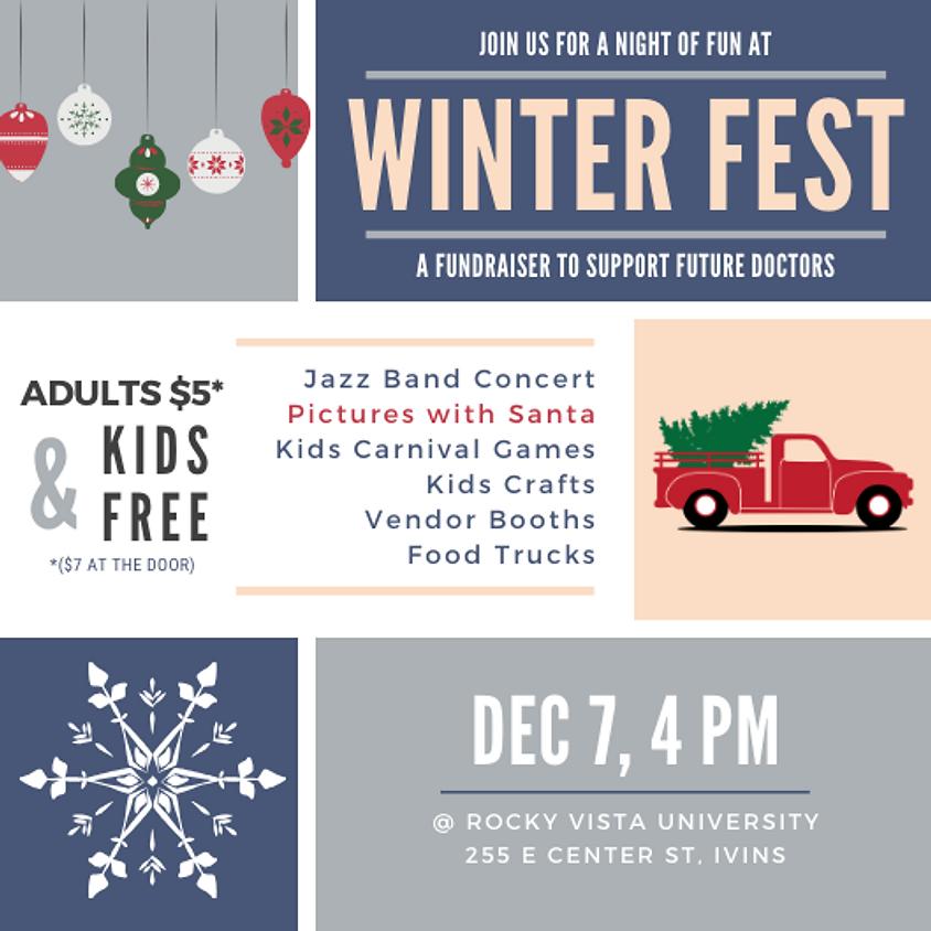 WINTER FEST Community Event hosted by Rocky Vista University MSP