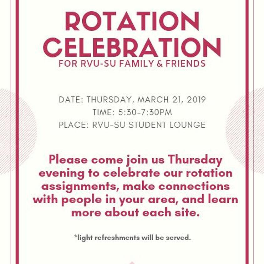 Rotation Celebration