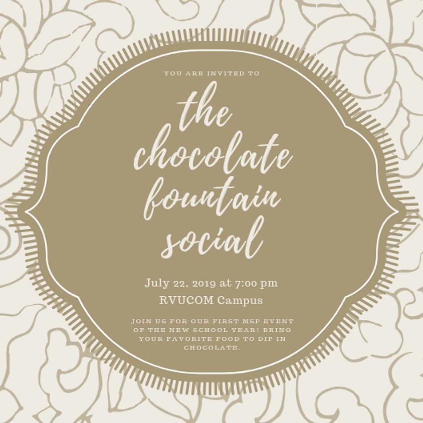 The Chocolate Fountain Social
