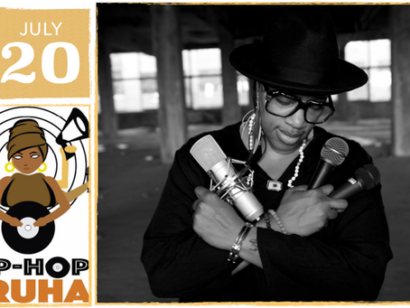 JaciCaprice Clark on Detroit, Relationship-Building and How Hip Hop Is Still At Work!