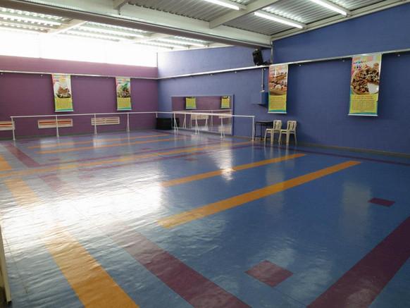 Espaço Kids + Sala de dança