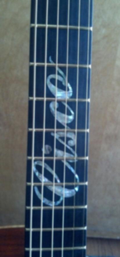 Cisco's guitar