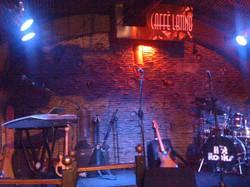 Blues gig