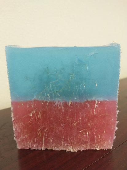 Cotton Candy Luffa Soap 4.7oz