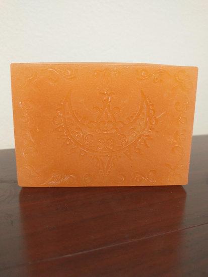Hawaiian Sunset Luffa Soap 3.4oz