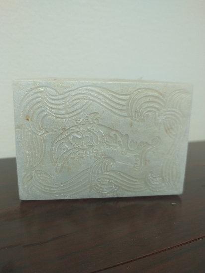 Coconut Luffa Soap 3.5oz