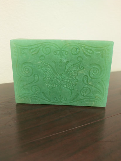 Melon Luffa Soap 3.5oz