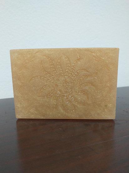 Honey Luffa Soap 3.5oz