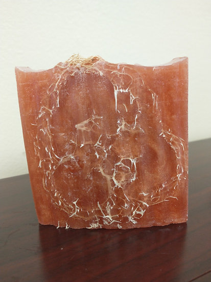 Leather Luffa Soap 4.7oz