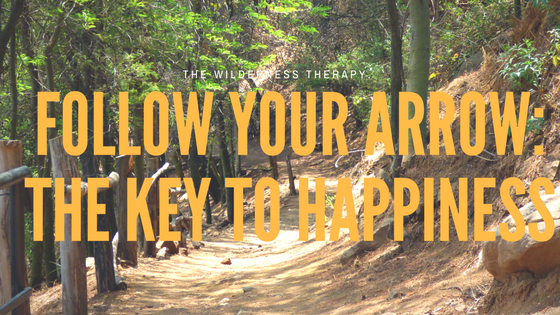 Follow Your Trail :The Key to Happiness