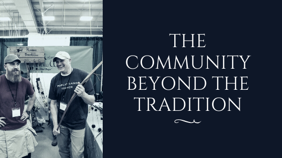 The Community Beyond The Tradition