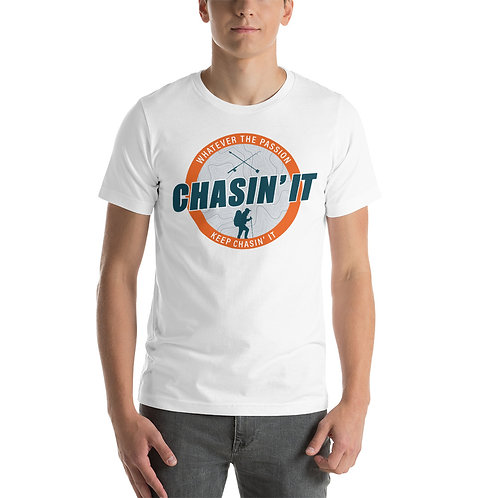 Chasin' It Short-Sleeve Unisex T-Shirt