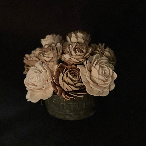 Custom Arrangement Mini (10 Flowers)