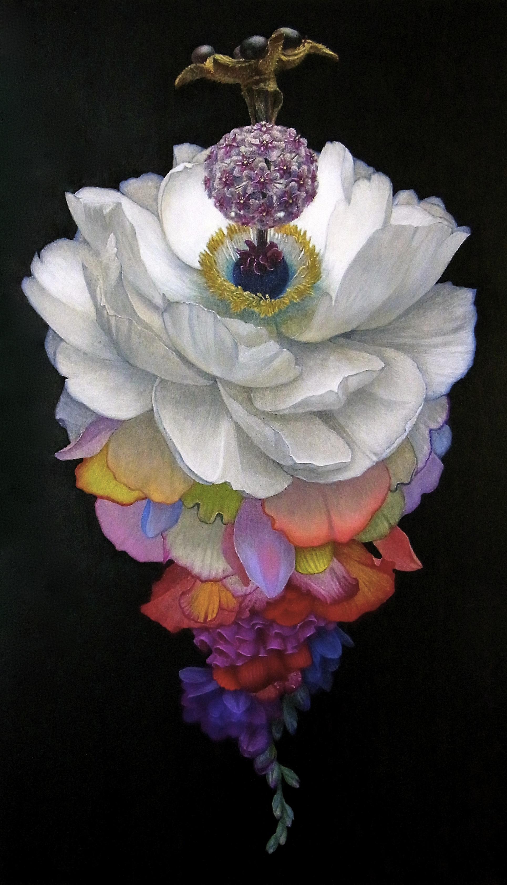 ハイブリッド誕生花