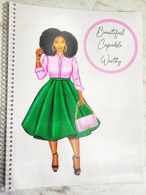 Pink Poodle Skirt