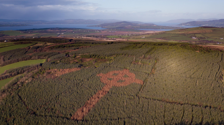 Celtic Cross, Killea, Co Donegal