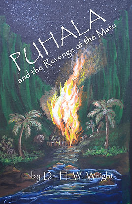 puhala-and-the-Revenge-of-the-matu-Ebook