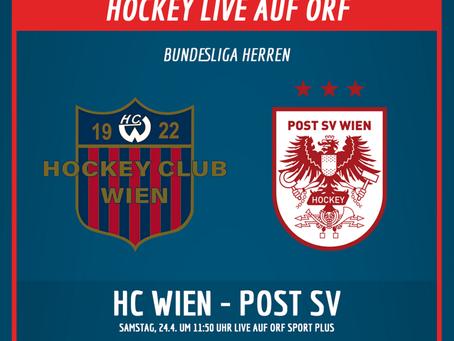 Hockey Bundesliga Live im ORF!