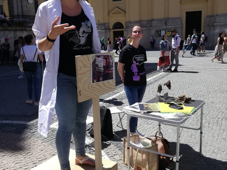 Science to the streets!