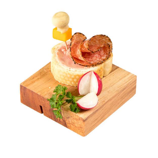 Catering Drobnič Obloženi kruhki