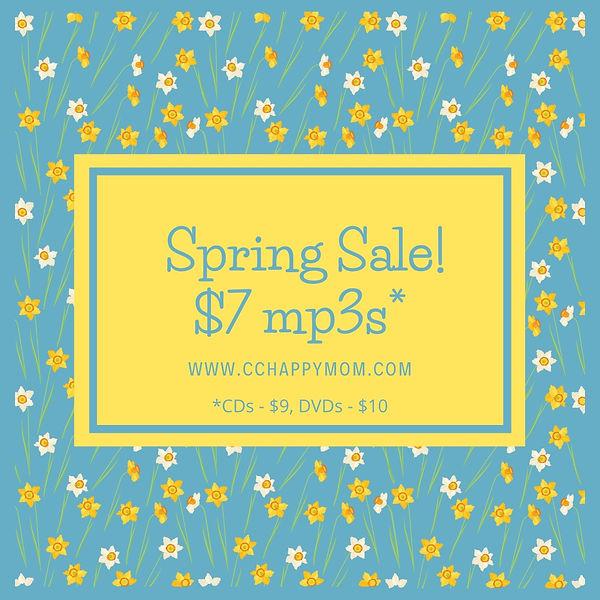 CCHM Final Celebrate Spring Sale Instagr