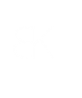 Benson's Kennel Logo - white no backgrou