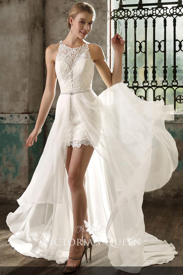 stylish-sleeveless-ivory-lace-and-chiffo