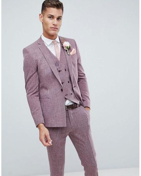 asos-red-Wedding-Skinny-Suit-Jacket-In-D