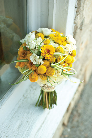 Yellow-Bouquet-The-Flower-Lady-Wisconsin