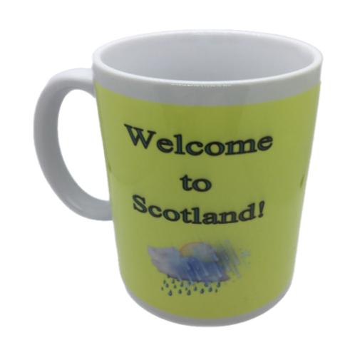 Scottish Weather!