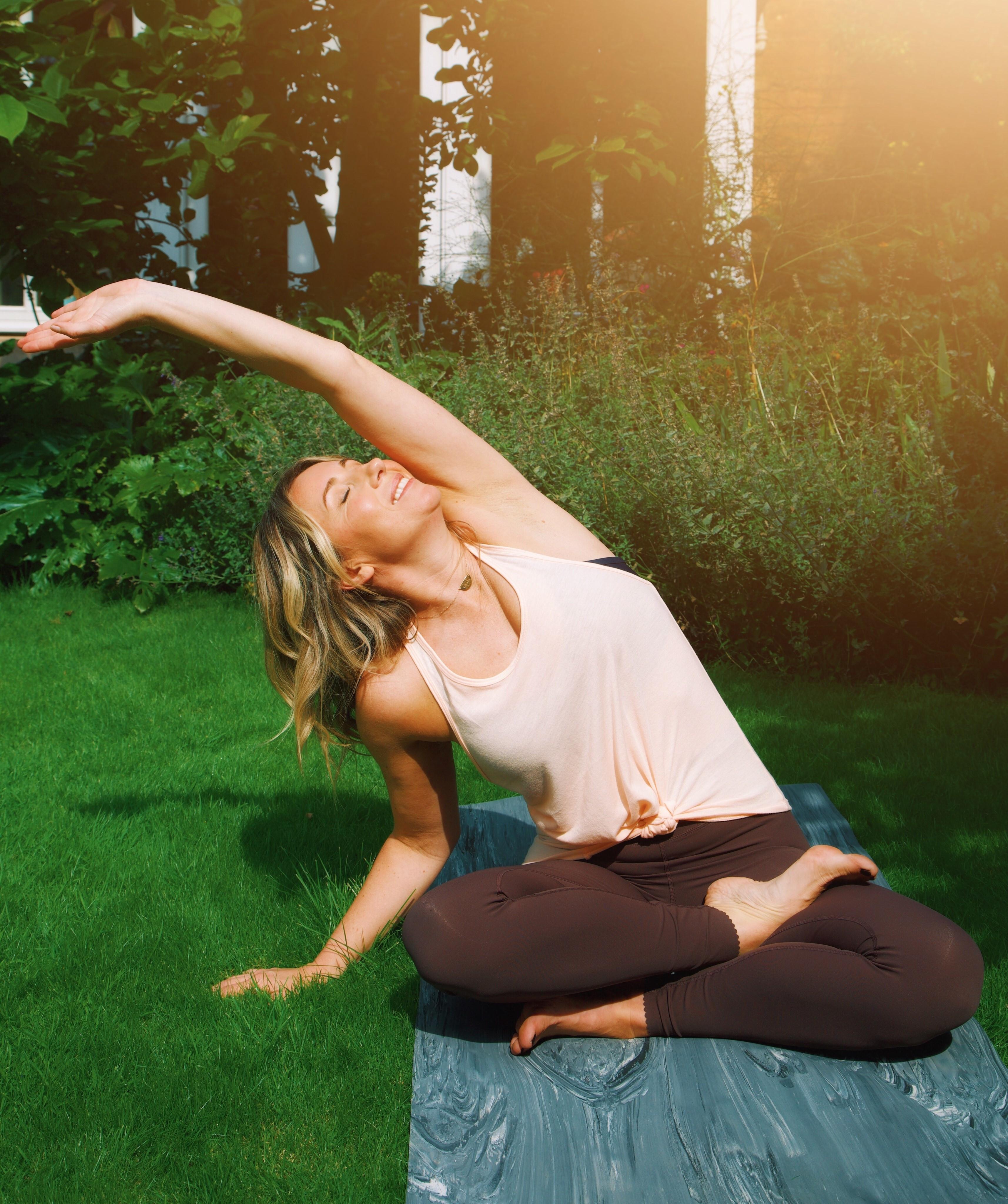 Private 1:1 Yoga Session