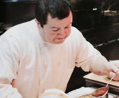 Chef Owner David Silverman Reel Seafood.