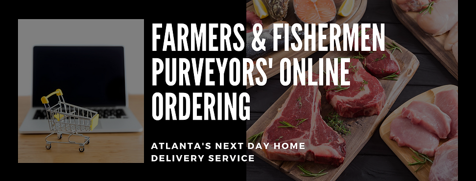 Farmers & Fishermen Purveyors' Online Or