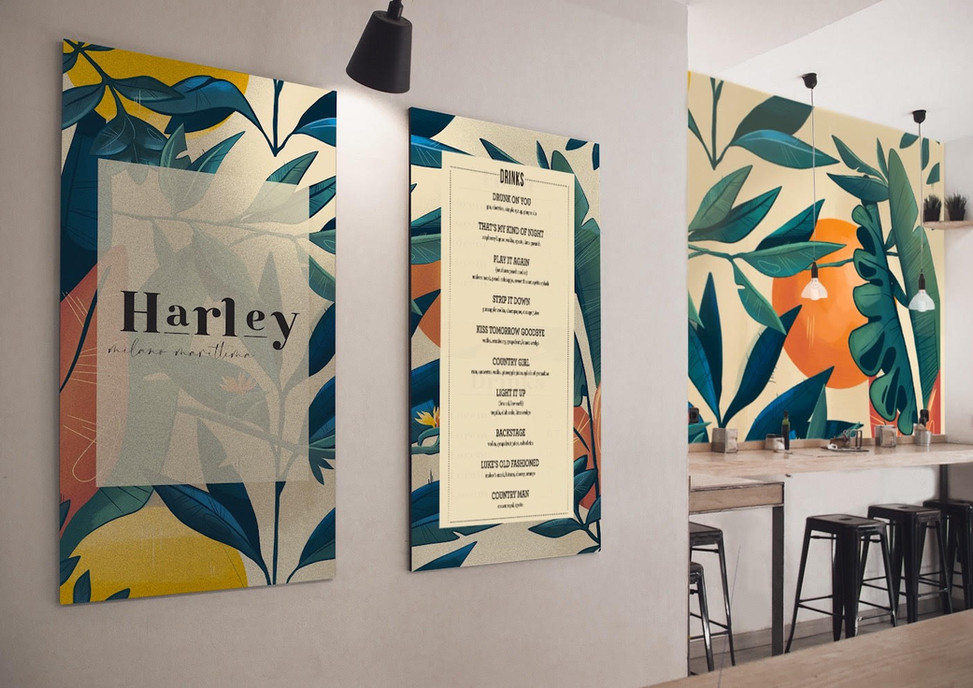 Harley Cafè